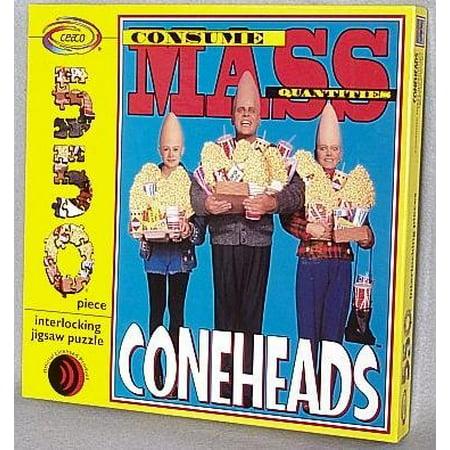 Vintage SNL Coneheads