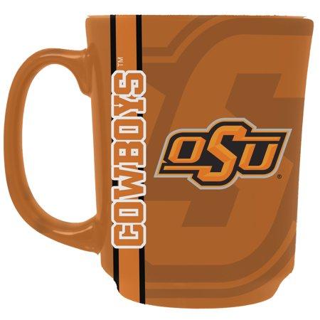 NCAA Reflective Mug, Oklahoma State