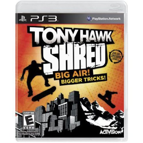 Image of Tony Hawk Ride: Shred - game only (PS3)