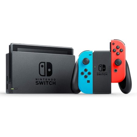 Nintendo Switch 32GB On-The-Go and Home Gaming Console System Choose Your Joy-Con, Pro Controller, Must-Play Games, Accessories and More