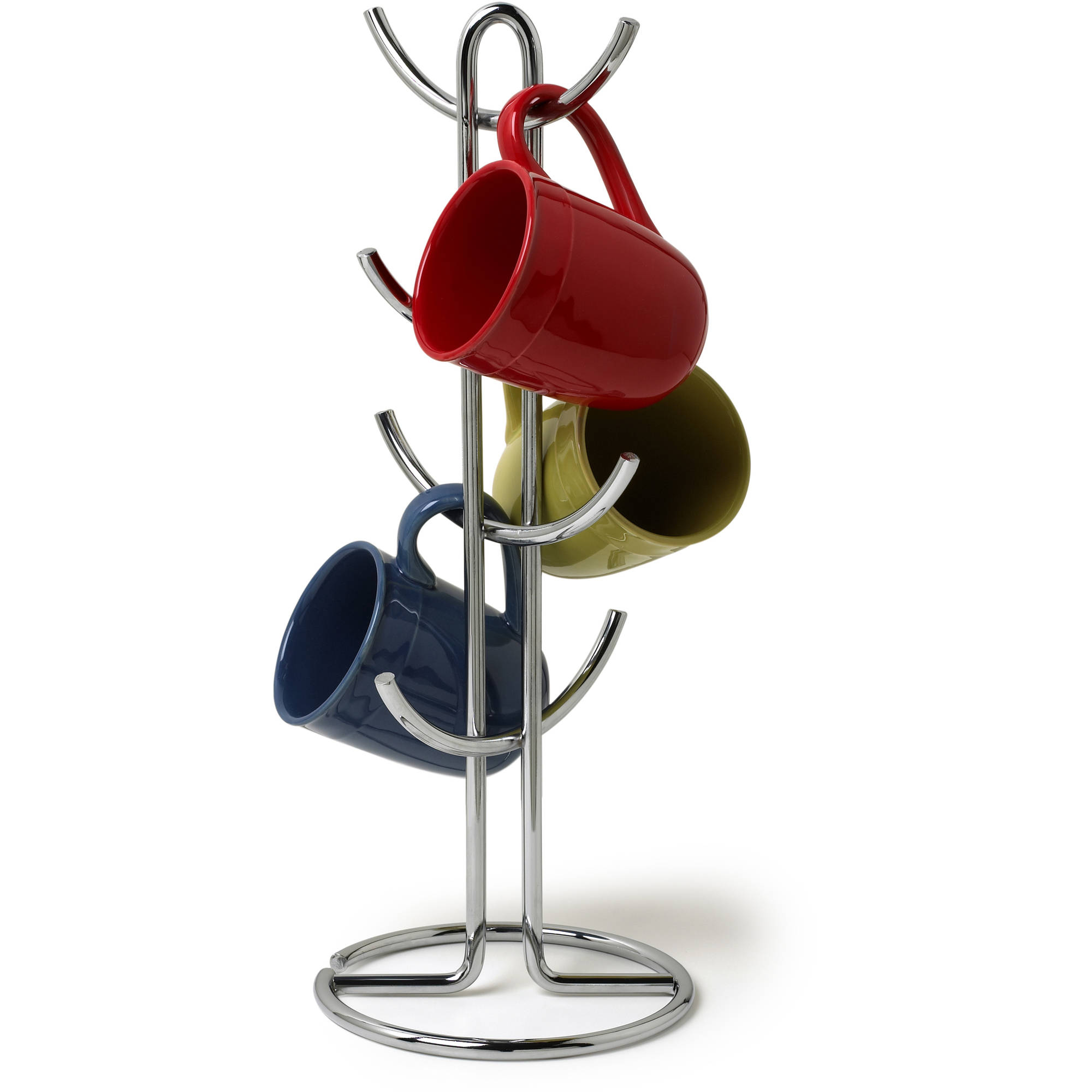 Spectrum Diversified Designs Euro Large Mug Holder, Multiple Colors