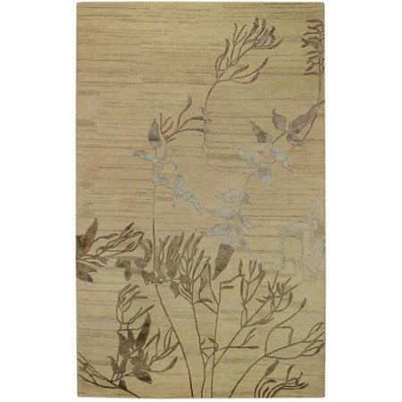 Williamsburg Lace Hand-Tufted Area Rug