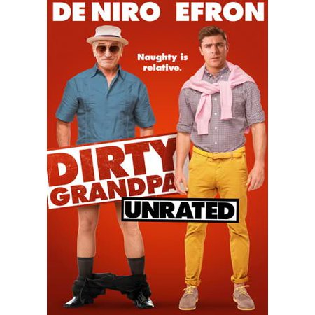 Dirty Grandpa (Vudu Digital Video on Demand) (Dirty Librarian)