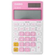 Casio SL300VC-PK 8-Digit Calculator, Protective Wallet Case