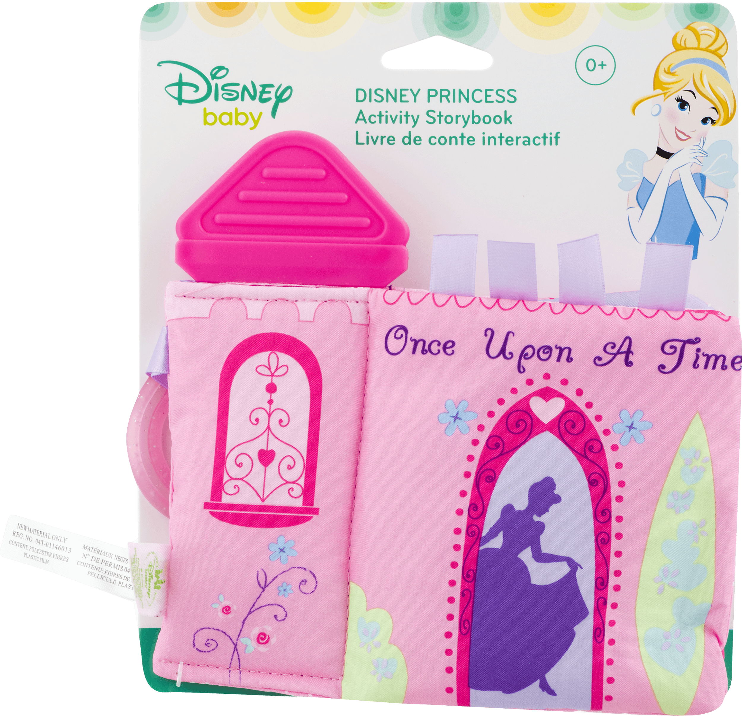 Disney Baby Disney Princess Activity Storybook Walmart Com