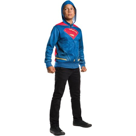 Halloween Max Steel (Superman Hoodie Child Halloween)