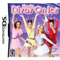 Diva Girls Divas on Ice - Nintendo DS