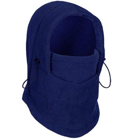 Outdoor Winter Fleece Hats Warm Wind Proof Face Mask Hood Bicycle Ski Hat for Women](Windy Hat)