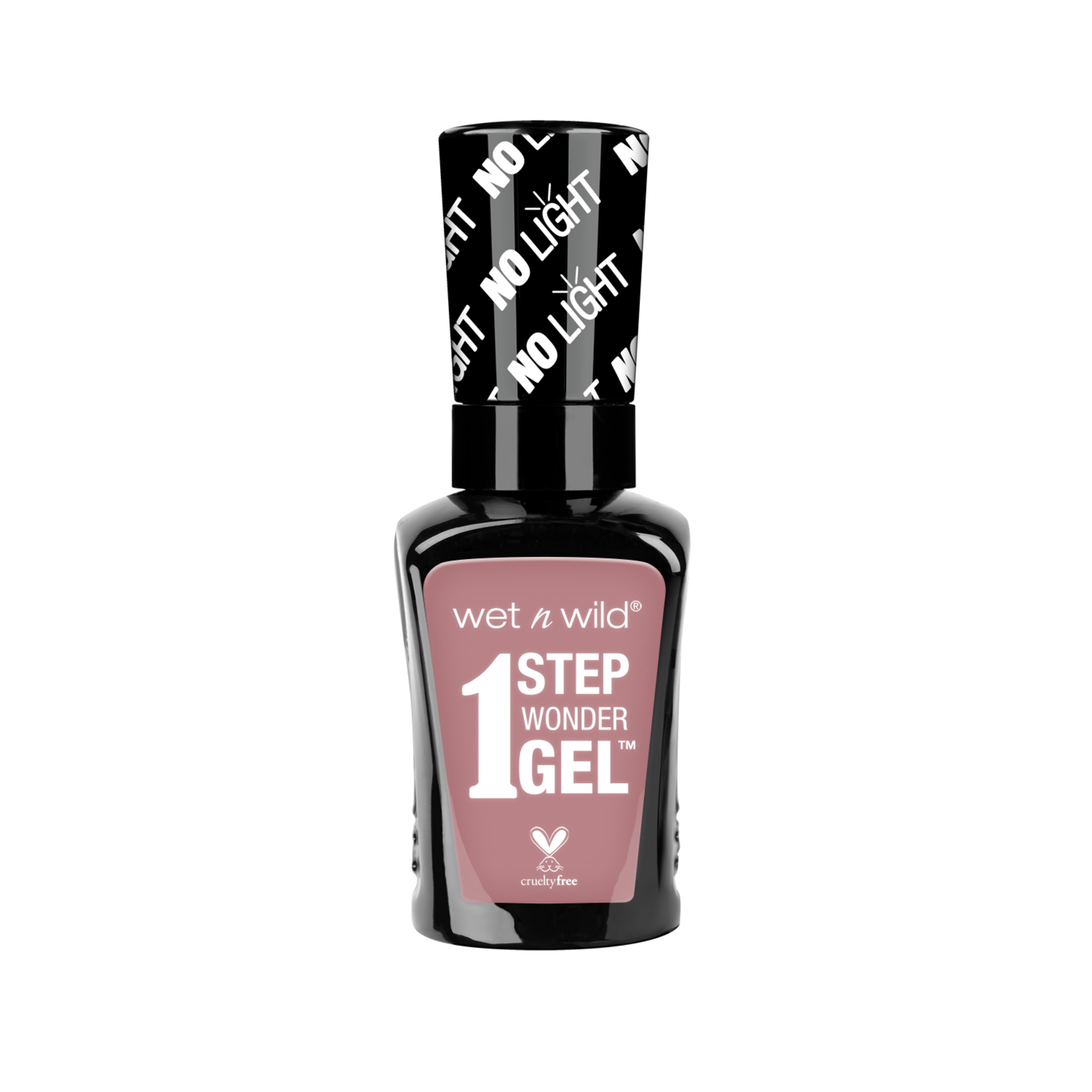 wet n wild 1 Step Wonder Gel Nail Color, Stay Classy