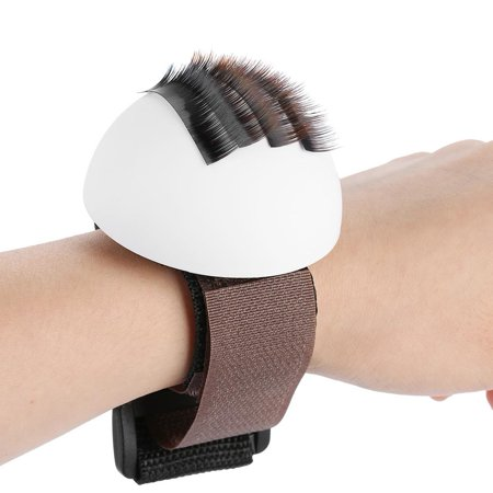 Yosoo Eyelashes Stand Holder, Adjustable Strap Handheld Grafting Eyelashes Stand Strip Eyelashes Extension Holder, Eye Lash Stand Pallet Holder - image 8 of 9