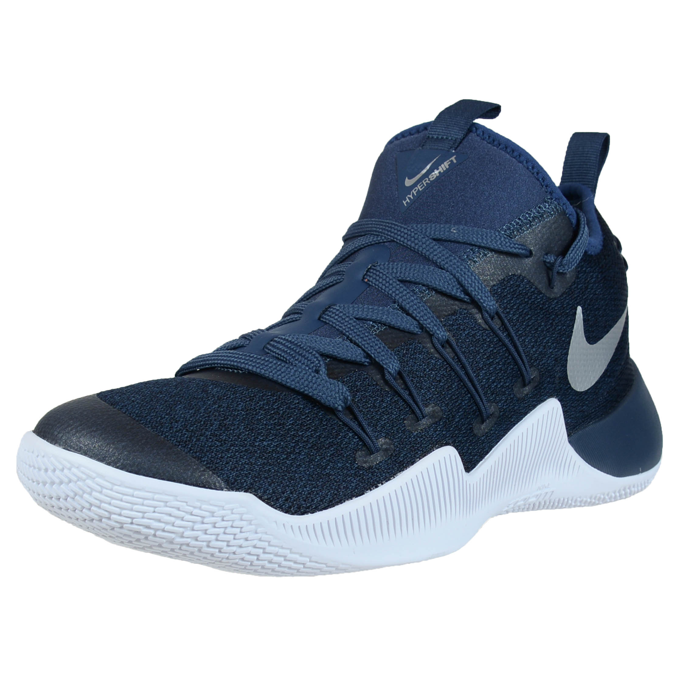 864ed8dfe3a4 ... cheap nike hypershift basketball shoes squadron blue metallic silver  844369 410 964b0 32344