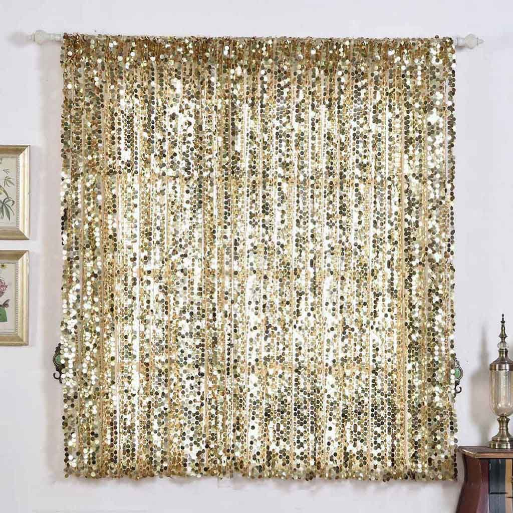 2PC TAUPE BLACK EID 2 SHADES Insulated Blackout Window Curtain Panels