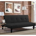 Serta Casual Convertible Easton Sofa Microfiber