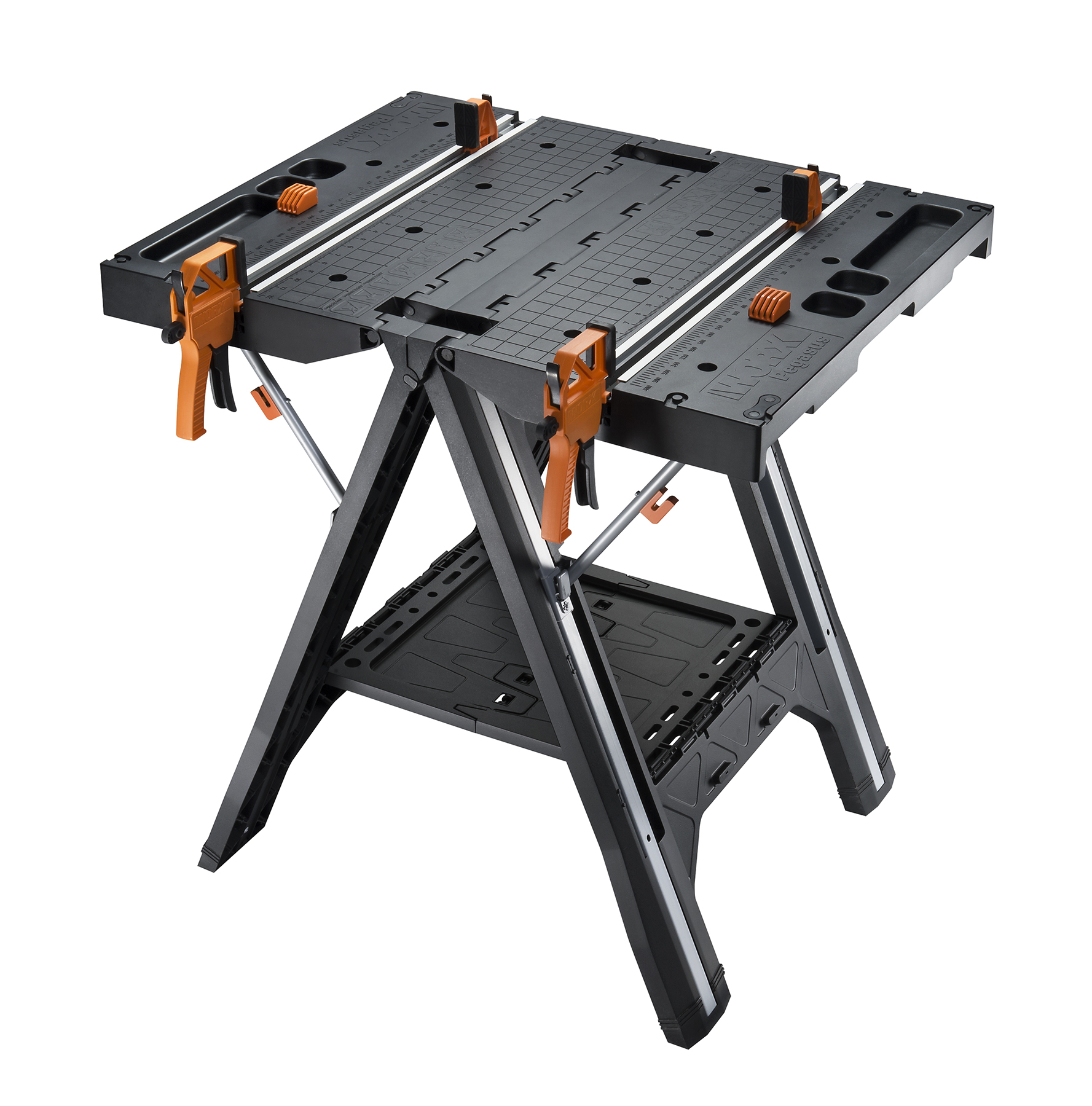 Worx Pegasus With (2) Quick Clamps And (4) Clamp Dogs   Walmart.com
