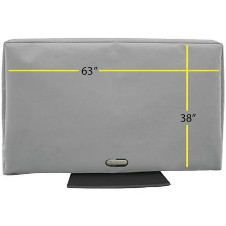 "Solaire SOL 70G Outdoor TV Cover (63""-70"") - image 2 of 2"