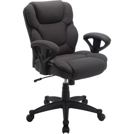 Serta Mesh Fabric Big And Tall Swivel Manager Office Chair Multiple