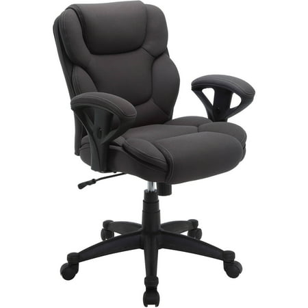 Fantastic Serta Big Tall Fabric Manager Office Chair With Black Nylon Base Supports Up To 300 Lbs Multiple Colors Squirreltailoven Fun Painted Chair Ideas Images Squirreltailovenorg