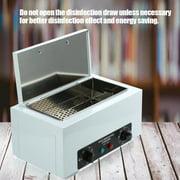 AC110V Heat Cabinet,Autoclave Hot Dry High Temperature Sterilizer Tool,High Temperature Manicure Sterilizer,Heat Cabinet Autoclave Hot Dry High Temperature Sterilizer Tool,Hot Air Sterilizer