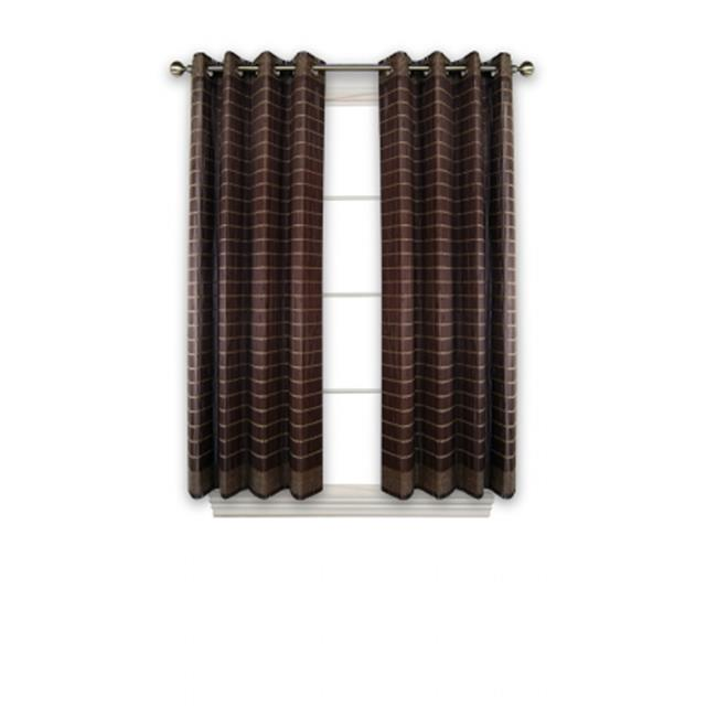 Versailles HomeFashions BPU144884-25 Bamboo Wood Curtain ...