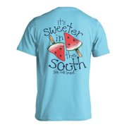 Live Oak Brand Watermelon Popsicle Youth T-Shirt