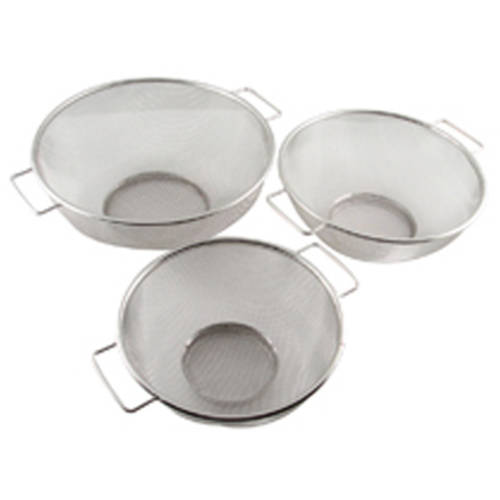 3-Piece Mesh Colander by Home Basics