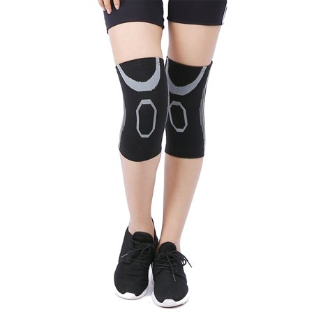 Knees Support Men / Women Knee Brace Knee Compression Sleeves Sports Compression Knee Joint Support - image 1 of 7
