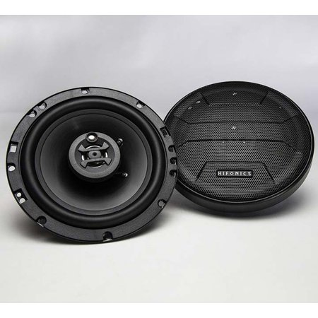 Hifonics ZS653 Zeus Series Coaxial 4-Ohm Speakers (6 5