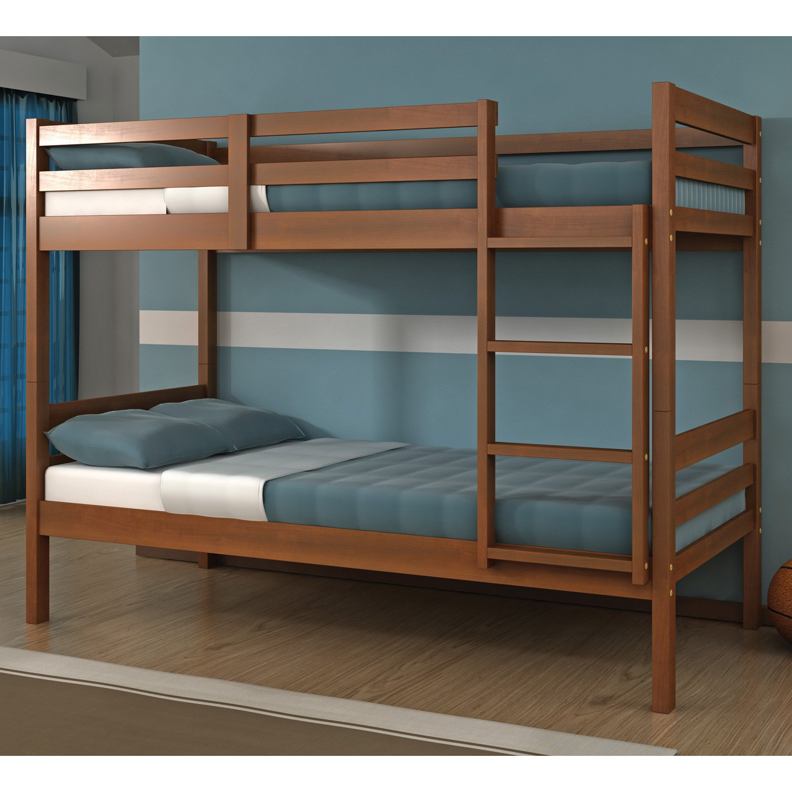 Donco Econo Twin over Twin Bunk Bed
