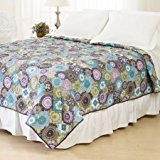 Ashley Cooper Hillary Quilt in Queen Size