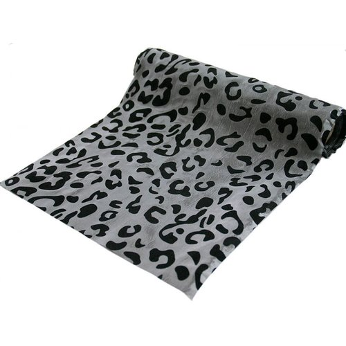 Leopard Fabric Bolt 12-in x 10 Yards