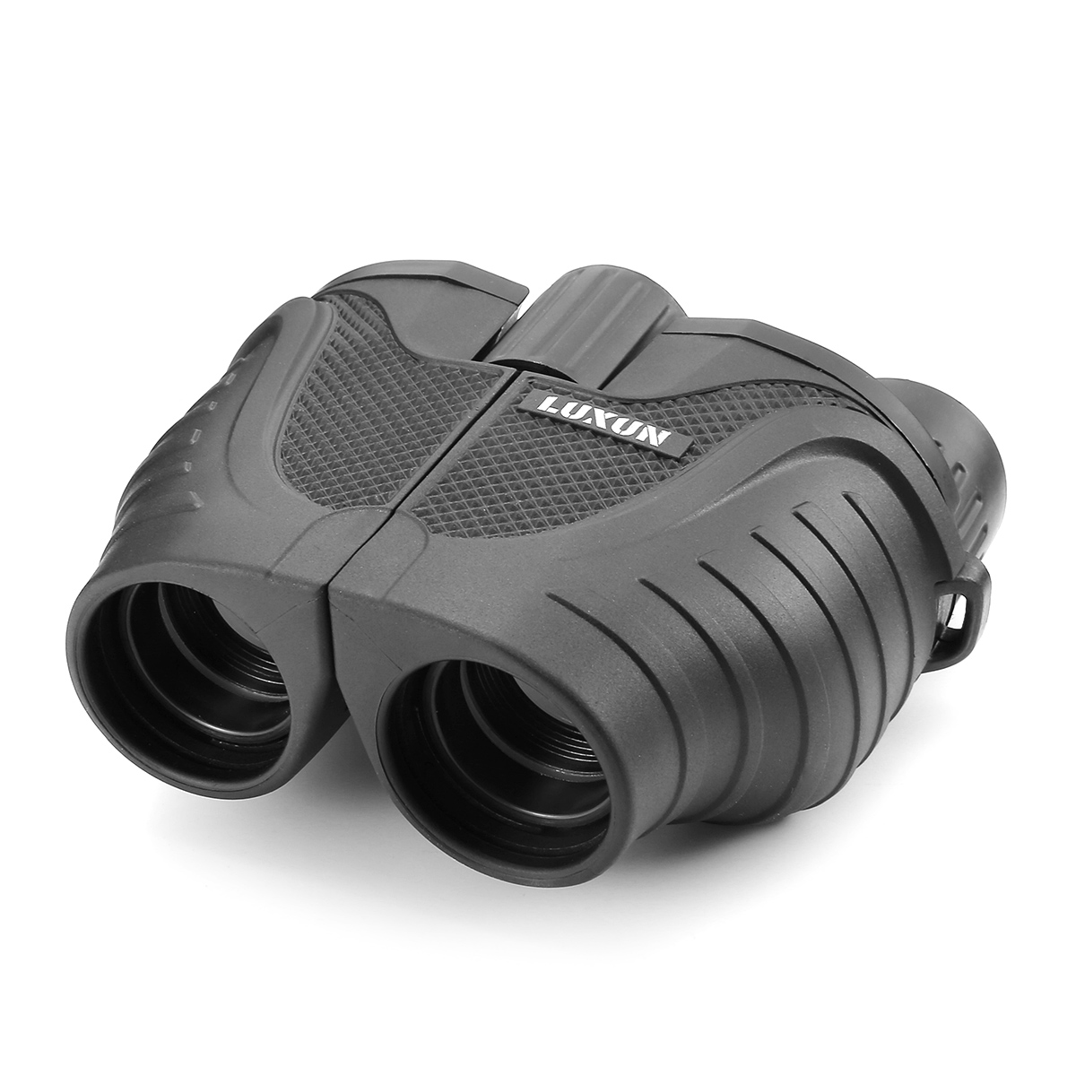 SGODDE 8x25 Compact Binoculars Waterproof Folding High Powered Binoculars with Weak Light Night Vision,Fully Coated Lens for Outdoor Bird Watching Travelling Concert