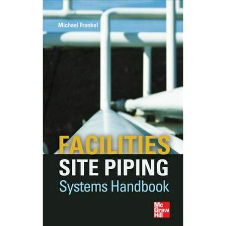 Facilities Site Piping Systems Handbook - eBook