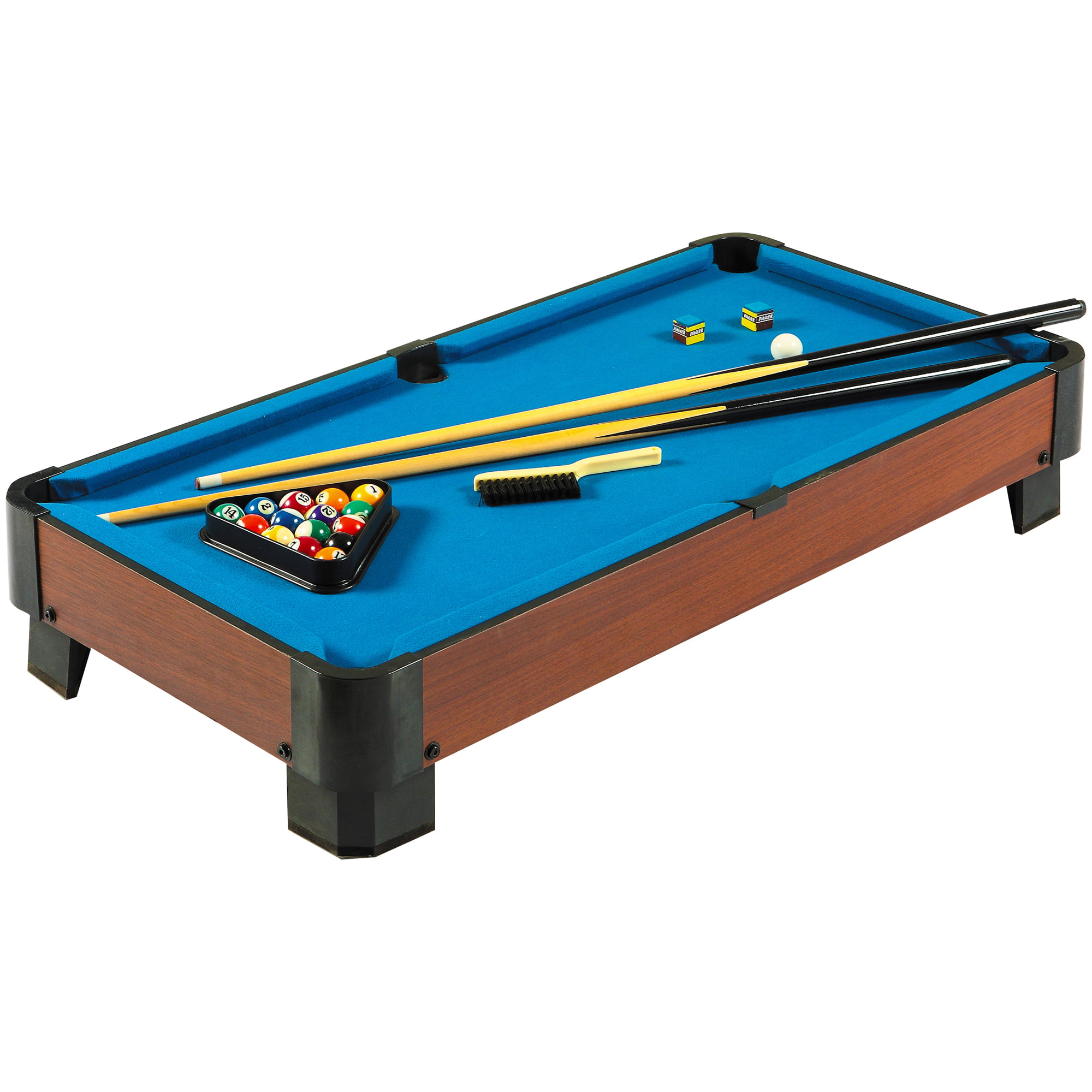 Hathaway Sharp Shooter 40-in Table Top Pool Table by Blue Wave