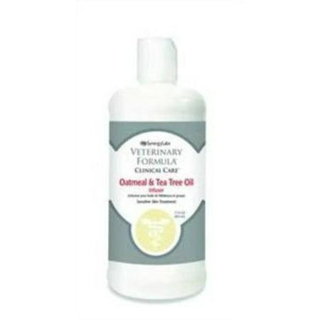 Veterinary Formula Clinical Care Oatmeal and Tea Tree Oil Infuser Shampoo for Dogs, 16 fl oz