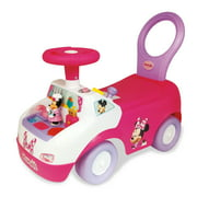 Kiddieland Minnie Mouse Happy Kitchen Interactive Ride On Train with Sounds
