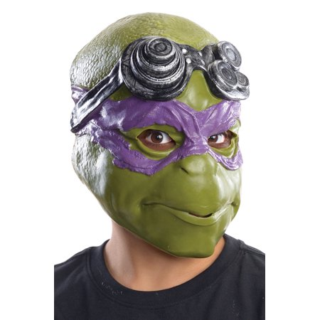 TMNT Movie Donatello Adult Mask (Ninja Turtles Movie Mask)