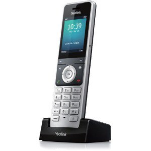 - Yealink W56H DECT Cordless Handset for VoIP Conference Phone