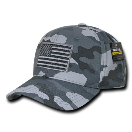 31e9b070f2b USA Flag Embroidered Tactical Operator Caps Hats