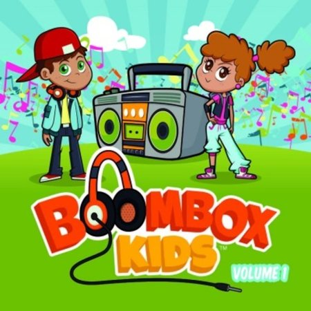 Boombox Kids, Vol. 1 (CD)