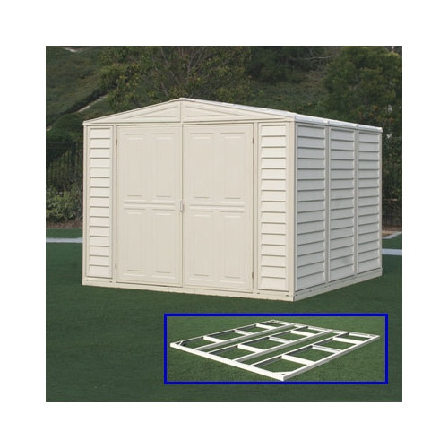 Duramax Building Products DuraMate 8 ft W x 8 ft D