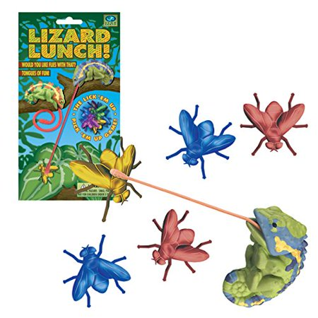 Play Visions Sticky Tongues - Lizard Lunch Game](Sticky Ninja Games)