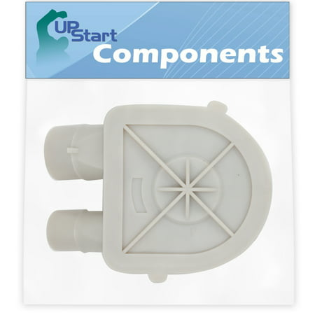 3363394 Washing Machine Pump Replacement for Whirlpool LA5600XPW7 Washer - Compatible with WP3363394 Washer Water Pump Assembly - UpStart Components Brand - image 2 de 4