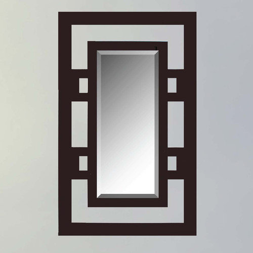 Simpli Home Harlow Decorative Mirror