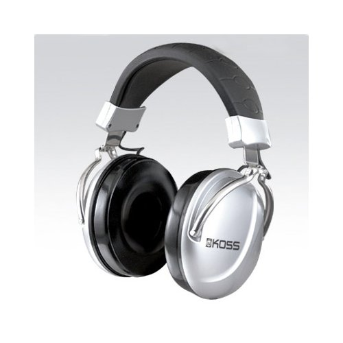 Koss TD85 Stereo Headphone Stereo Silver (Retail) New Retail 159782 by Koss