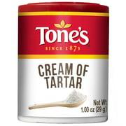 Tone's Cream of Tartar, 1 Oz