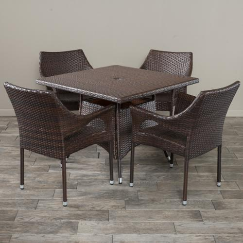 Aiden Dining Room Set by GDF Studio