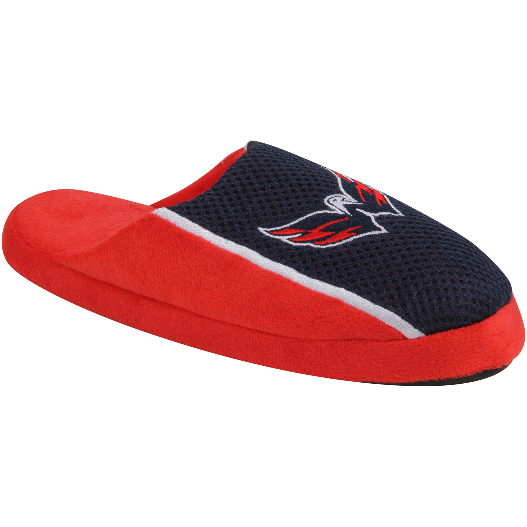Washington Capitals Youth Jersey Slippers