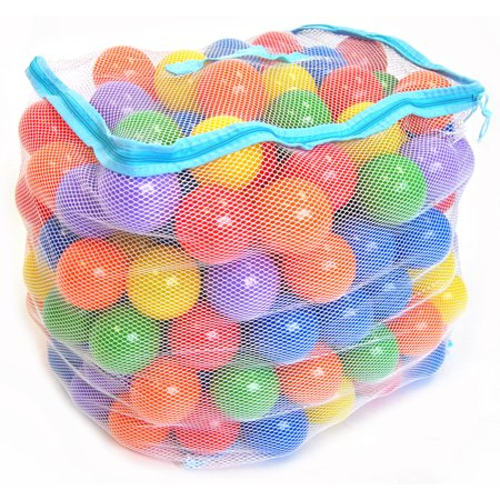 "EWONDERWORLD 2.3"" 200 Piece Premium Non-Toxic Ball Pit Crush Proof Play Balls - Wonder Balls"