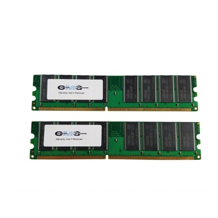 Xw8000 System (4Gb (2X2Gb) Memory Ram For Hp/Compaq Workstation Xw8000 Pc2700 EccR For Server Only By)