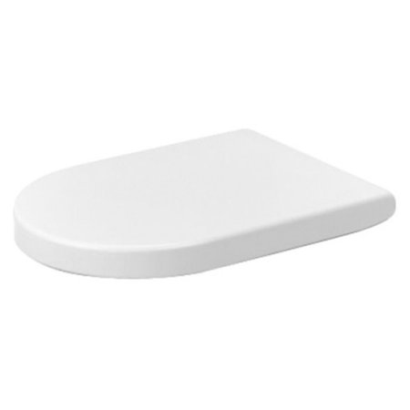 Duravit Starck 3 Toilet Seat and Cover 0063390000 - Walmart.com